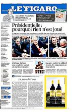 Le Figaro 3.4.2017 n°22596*RIEN n'est joué PRÉSIDENTIELLES*Le Congrès défi TRUMP