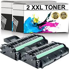 2x Toner für Ricoh SP 201N 204SN SFN 211 SU SF 203S 213SFNw SFw SUw w