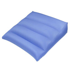 Inflatable Bed Wedge Pillow Lumbar Support Leg Neck Back Elevation Cushion