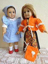 "New-Doll Clothes -2 Doll Costume Sets fit 18"" Doll such as Ag Dolls-Lot #265"