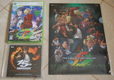 King of Fighters XII Limited Edition 12 Xbox 360 JPN Japan * Brand New Sealed *