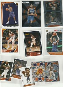 DEANDRE AYTON LOT (11) DIFFERENT W/ 2 2018-19 ROOKIES RC HOOPS PRIZM INSERTS