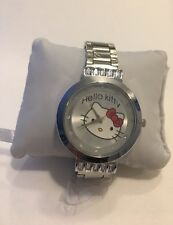 Hello Kitty Stainless Steel Watch New Adjustable Band