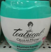 TEATRICAL CELULAS MADRE CREMA HUMECTANTE -Mothers Cells Moisturizing Cream 100g