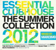 Essential Clubhouse - The Summer Collection 2012 / Mixed by Marcimo MOONBOOTICA
