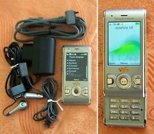 Sony Ericsson W595 Walkman 3G MP3 in Sandy-Gold Mobile Phone TOP CONDITION!!!