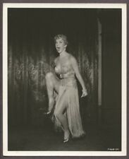 DORIS DAY Love Me Or Leave DOUBLE WEIGHT Original 1950 Photo Sexy Flapper Dancer