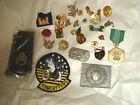Military+Medals+%2C+Pins+%2C+Badges%2C+Gott+Mituns+Org.+Belt+Buckle+LOT