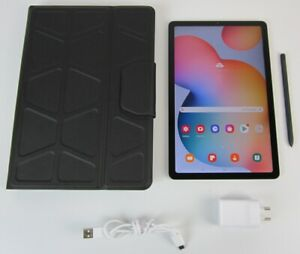 SAMSUNG GALAXY TAB S6 LITE SM-P610 64GB WIFI ONLY OXFORD GRAY TABLET - UNLOCKED