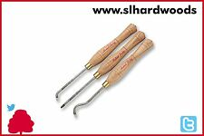 Robert Sorby 38HS Mini Wood Turning Hollowing Set