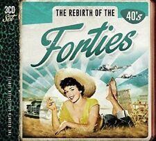 REBIRTH OF THE FORTIES 3 CD BOX-SET NEUF FRANK SINATRA/MARLENE DIETRICH/VERA LYN