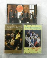 3 The Florida Boys Cassette Tapes Reaching Out Timeless Together