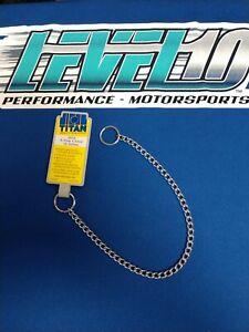 Titan Dog Chain 5515 X-Fine 1.5mm 12 inches