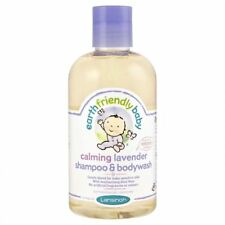 Earth Friendly Baby Calming Lavender Shampoo & Bodywash Brand New #0263