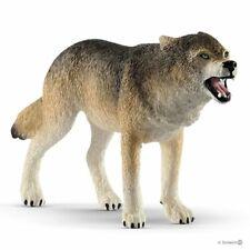 Schleich 14821 Wolf Wild Animal Model Toy Figurine 2019 - NIP