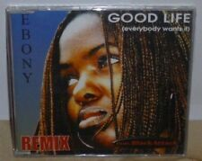 Ebony Good life-Remix (#zyx/ktr0039r, feat. Black Attack) [Maxi-CD]