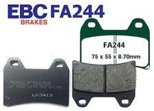 EBC PASTILLAS FRENO FA244 delant. KTM 690 SM (2 pin Reparación PAD / Rayo Wheel)