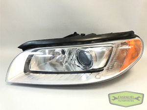 Volvo S80 V70 XC70 2007-2014 LH Left Xenon Headlight OEM 31283915