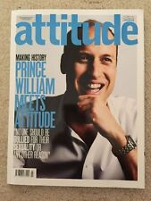 July Attitude Gay & Lesbian Magazines