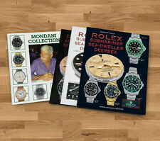 """""""ROLEX SUBMARINER SEA-DWELLER DEEPSEA""""__ROLEX WATCHES_WITH A BOOK FOR FREE"""