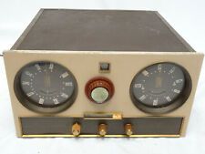 Rare 50's Electro-Voice 3304 Am Fm Tuner * Powers Up