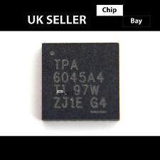 2x Texas Instruments tpa6045a4 tpa6045 2-w amplificatore di potenza audio stereo Chip IC