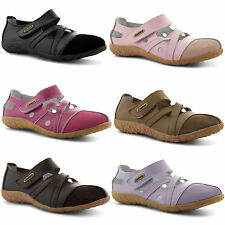 Velcro Mary Janes for Women