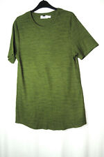 GREEN GENTS CASUAL TOP STRETCHY T-SHIRT CASUAL TOPSHOP SIZE S 91-96CM 36-38""