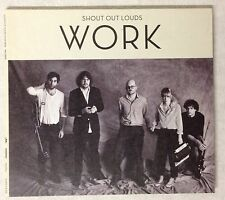 Shout Out Louds, Work (CD, 2010, MERGE) Awesome Swedish Indie Rock