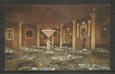 USA. Clearwater Florida , The Gallery Dining Room . Posted postcard