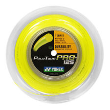 YONEX Tennis String Poly Tour Pro 125 200m Reel Yellow PTP 125 Made in Japan