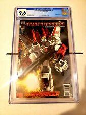 CGC 9.6 Graded Transformers STORMBRINGER #1 IDW Comics 2006 Wraparound MINT