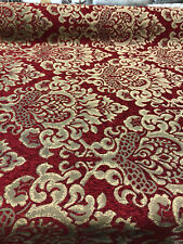 Roll Damask Upholstery Craft Fabrics For Sale Ebay