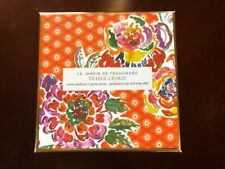 Le Jardin de Fragonard Tilleul Cédrat Perfumed Soap and Soap Dish