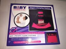 Baby Change-N-Go The Hanging, Portable Baby Changing Table & On the Go Travel Ch