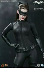 HOT TOYS MMS188 BATMAN DARK KNIGHT RISES SELINA KYLE CATWOMAN SIDESHOW EXCLUSIVE