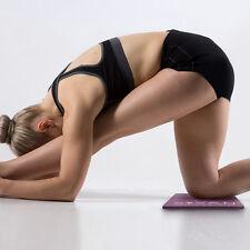 Sivan Health&Fitness Yoga Knee Pad-Cushion Pressure Points (Purple)