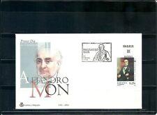 España FDC Año 2002 Edifil 3882 en Sobre Primer Día