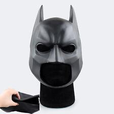 Batman Mask The Dark Knight Wayne Flexible Cosplay Helmet 47cm Head Circumferenc