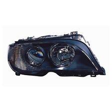 Bmw 3 E46 Coupe 2003-2006 Faro proiettore Xenon D2S nero freccia bianca dx