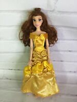 Disney Store Beauty and the Beast Princess Belle Classic Doll With Dress