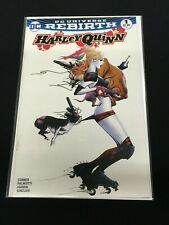 Harley Quinn Vol.3 # 3 - Rebirth - Jae Lee Dynamic Forces Variant - DC Comics