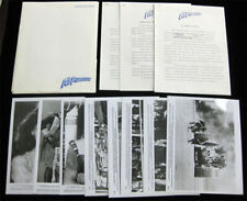 Ice Pirates Original 1984 Press Kit Movie Promo Photos Pressbook Anjelica Huston