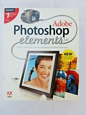 New Retail Sealed Adobe Photoshop Elements 3.0 for Windows.