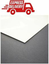 Hygienic Wall Cladding 8ftx4ft 8x4 pvc sheet upvc sheet White gloss 2mm rigid