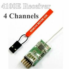 4100E 2.4Ghz 4 Channels Micro Receiver Assmbly for JR / SPEKTRUM Transmitter New