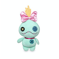 "GENUINE DISNEY Scrump 14.5"" Plush Small Soft Toy Teddy **NEW** Lilo & Stitch"