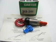 1975-79 Corolla Carburetor Idle Stop Solenoid (Fuel Shutoff Solenoid)