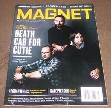 DEATH CAB FOR CUTIE MAGNET MAGAZINE ISSUE #118 BEN GIBBARD