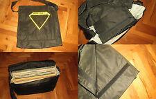 """Bon Jovi DJ vinyl records shoulder carrying bag case 12"""" LP Maxi singles"""